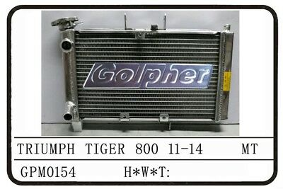 TRIUMPH TIGER 800 10-14 PERFORMANCE RACING RADIATOR