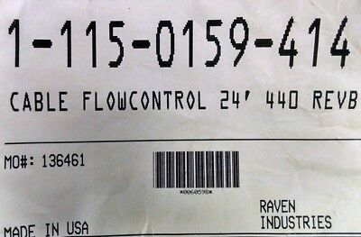 115-0159-414 Raven Cable Flow Control 24 440 Monitor Rev B