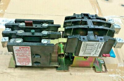 Challenge Paper Cutter Power Supply Control Box - Starter Relay Furnas
