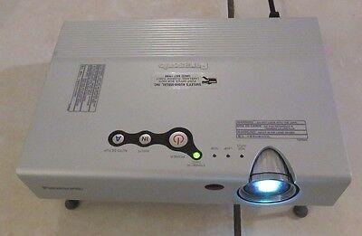Panasonic PT-LB10VU Home Office Theater Projector