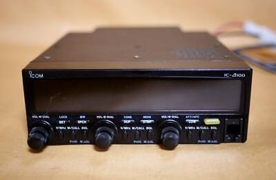 Icom IC-Δ100 144 / 430 / 1200MHz Triple Band Amateur Ham Radio Transceiver