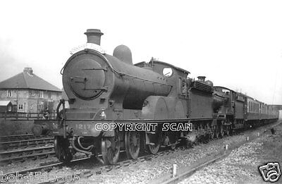 Steam Railway Photo : 1217 Ex NER D20  Pre 1943
