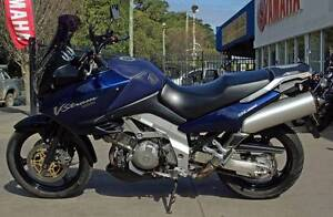 2002 VStrom DL1000 Islington Newcastle Area Preview