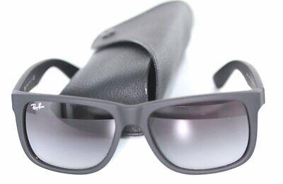 Ray-Ban RB4165 601/8G JUSTIN Brille matt Schwarz glasses FASSUNG