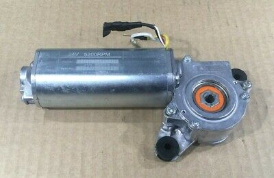 4129-1000-010 24v 5200rpm Right Angle Motor