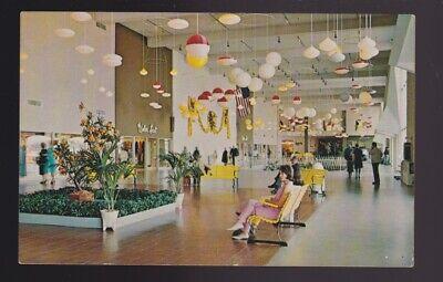 Escondido Village Shopping Mall Interior Walker Scott Store San Diego Co. CA (Scott Mall)