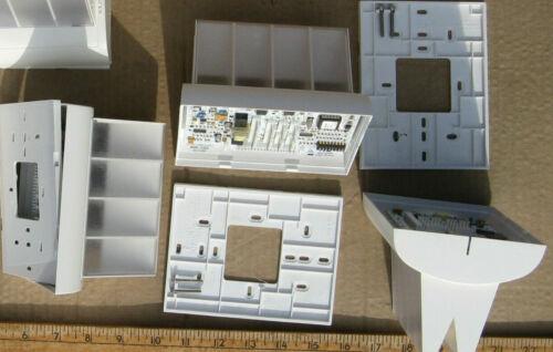 RAULAND Responder Audio Corridor Lights CLA222 2 Bulb Lot Of 3, 4000 Series