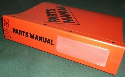 Daewoo Dh130 Excavator Parts Manual Book Catalog