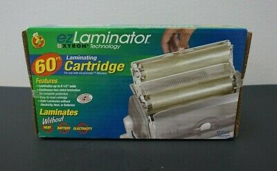 Xyron Ez Laminator 60 Feet Refill Cartridge Free Shipping