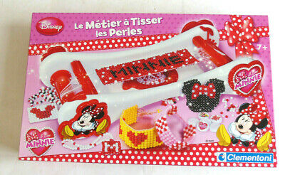 Used, JEU DE LOISIRS CREATIFS LE METIER A TISSER LES PERLES FILLES JOUET TOY GAME  for sale  Shipping to Nigeria