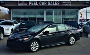2018 Toyota Camry SE|LEATHER|REARVIEW|ALLOYS