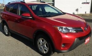 2014 Toyota RAV4 LE AWD BACK-UP CAMERA HEATED SEATS Clean Car Pr