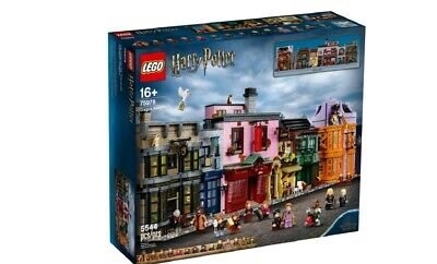 LEGO 75978 Harry Potter Diagon Alley BRAND NEW & SEALED
