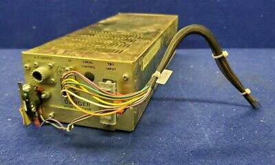 Glassman High Voltage Psmj30p0400x88 400ua 115v Mj Laser Power Supply