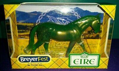 "NEW Breyer Stablemates BreyerFest 2020 Special Run Model ""Eire"" Limited to 2,000"