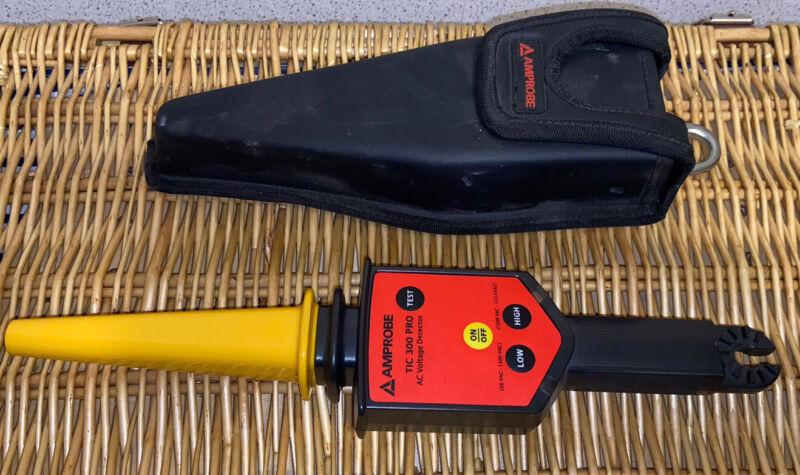AMPROBE TIC 300 PRO AC Voltage Detector with Case