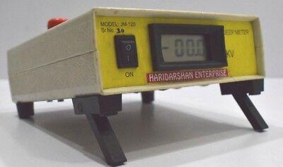 Jeep Meter Jm- 120 Multi Test Measuring Holiday Detector