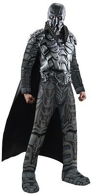 Man Of Steel Zod Kostüme (Adult Movie DC Comics Superman Man of Steel General Zod Evil Villain Costume)