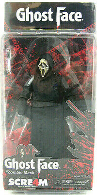 Scream Ghostface Zombie Mask Figur PVC 16cm Neca