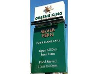 Greene King pub in the viallge of Warsash looking for a capable and committed Chef - is that you?