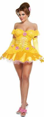 Starline S2043 Adult Storybook Beauty Belle Costume Halloween - Storybook Belle Kostüme