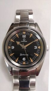 *Automatic Om Seamaster Railmaster Watch*