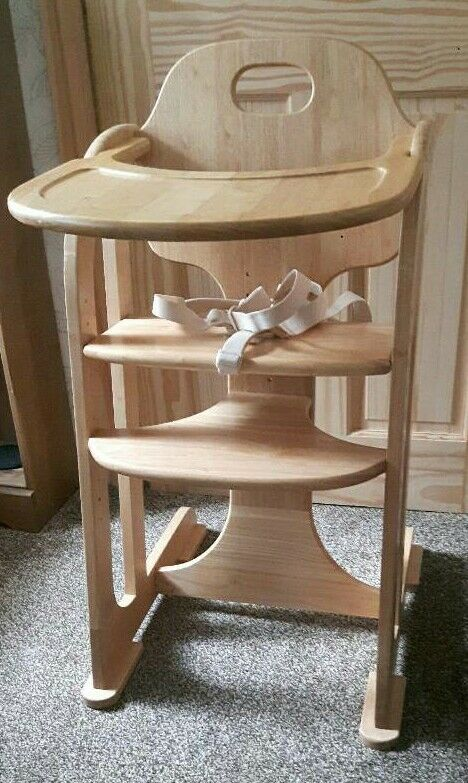 high chair highchair wooden grow with your child high