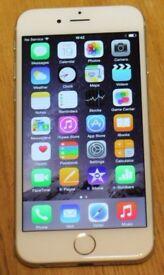 Apple Iphone 6S GOLD- 16 GB - Unlocked