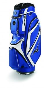 Mizuno Rider 2 Golf Bag - Staff Navy, Only 8 lbs - RRP$349**AWESOME VALUE**