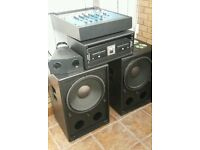 DJ Equipment 595£!!!!!!!