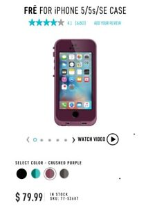 Life Proof Case for 5/5s/SE