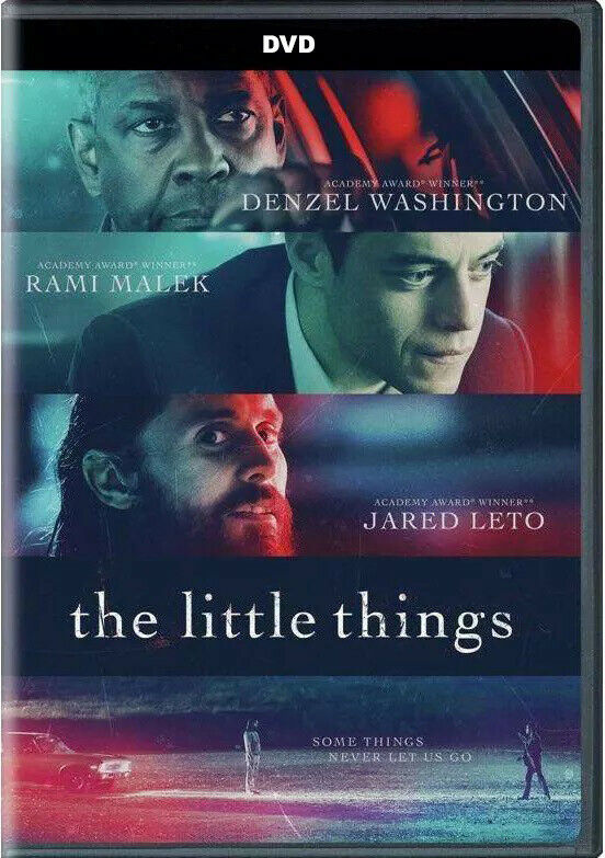 THE LITTLE THINGS (DVD 2021) DRAMA ...
