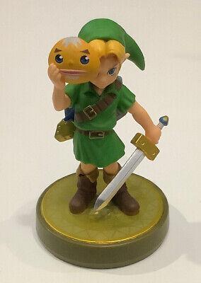 Nintendo The Legends Of Zelda Majora's Mask Link Amiibo 3DS Switch