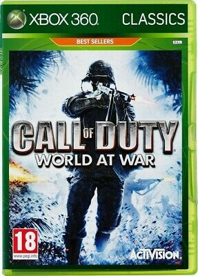 Call of Duty: World At War - Classics | Xbox 360 One...