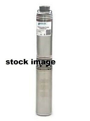 7cs05412cl Goulds 7gpm 12hp Submersible Water Well Pump W 230v 3 Wire