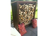 Log Store (logs firewood kindling)