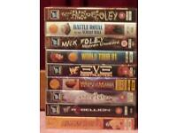 WWF Wrestling VHS Tapes