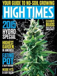 High Times Magazines