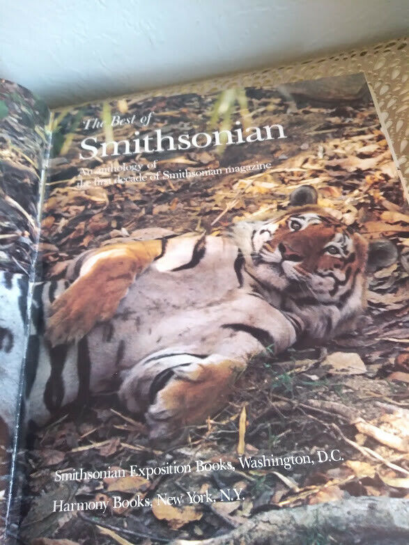 The Best Of Smithsonian 1981, Hardcover  - $6.00