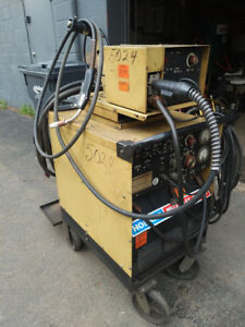 Welding machine - Hobart Mega-Flex 450 RVS