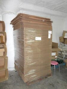 """195 Brand New X-Large Moving Boxes -23 x20 x 25""""  200 Test ECT32"""