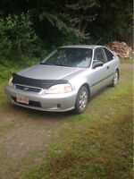 2000 honda civic for sale