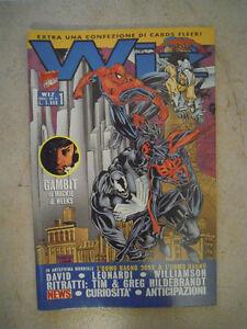 WIZ n°1 rivista - del 1995 - Mirabello di Pavia, Italia - WIZ n°1 rivista - del 1995 - Mirabello di Pavia, Italia