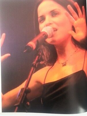 The CORRS 'palms up' magazine PHOTO/Poster/clipping 11x8 inches