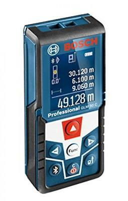 Bosch Glm50c Laser Distance Measurer Data Transfer 164 Feet 50 Meters New