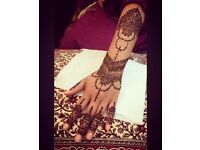 Freelance Henna Mehndi Artist Doncaster / Rotherham / Sheffield / South Yorkshire areas