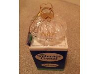 Killarney Crystal Engagement Trinket Box