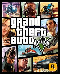 GTA Grand theft auto V PS3