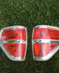 Ford F-150  09-14 tail lights