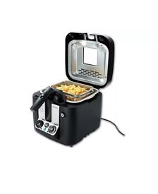 Cool zone deep fat fryer new boxed